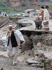 Flood aid for Pakistan on mantoos news
