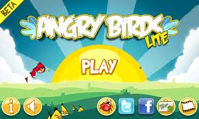 Angry Birds games, turned into movie