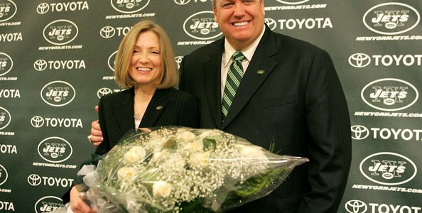 Rex Ryan wife photos – First the video now the pictures