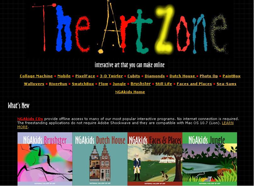 The art Zone