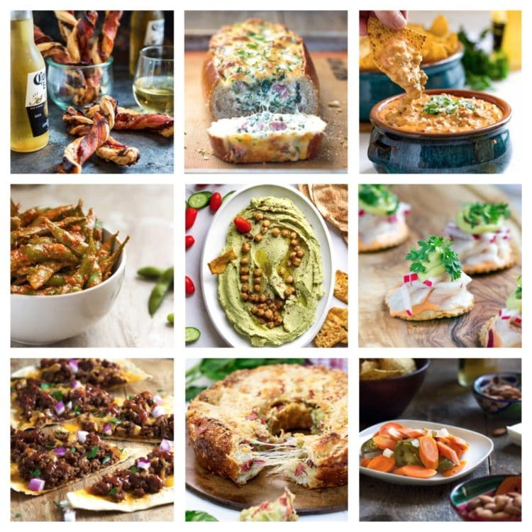 Appetizers for new years eve