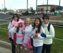 Race for the cure Denver