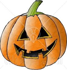 Let me show you how to make a goody pumpkin face?
